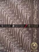 Kain Batik Tulis Warna Alam Motif Parang Tuding Coklat