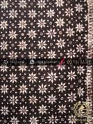 Batik Klasik Jogja Motif Kembang Tanjung Gede