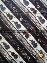 Batik Klasik Jogja Motif Parang Seling Kembang