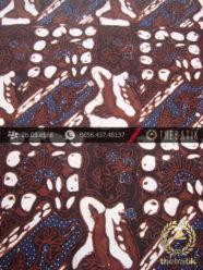 Batik Klasik Jogja Motif Sekar Jagad Gede