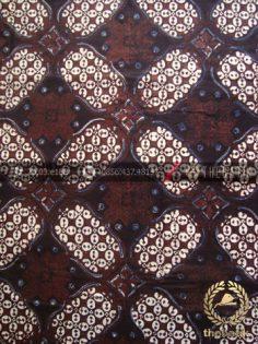 Kain Batik Klasik Jogja Motif Ceplok Kawung
