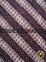 Batik Klasik Jogja Motif Parang Klithik Grompol