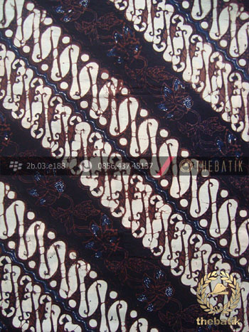 Batik Klasik Jogja Motif Parang Centhung Seling