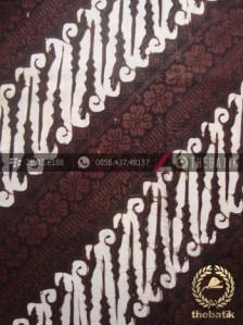 Batik Klasik Jogja Motif Parang Curigo Keris