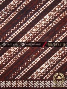Batik Klasik Jogja Motif Rujak Senthe Misris