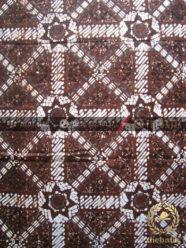 Batik Klasik Jogja Motif Ceplok Kesatriyan