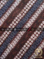 Batik Klasik Jogja Motif Parang Seling Kawung