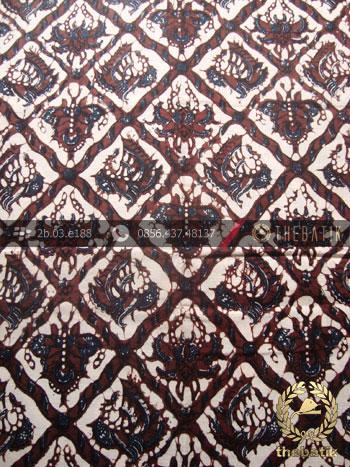 Batik Klasik Jogja Motif Sido Luhur