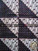 Batik Klasik Jogja Motif Tambal Parang