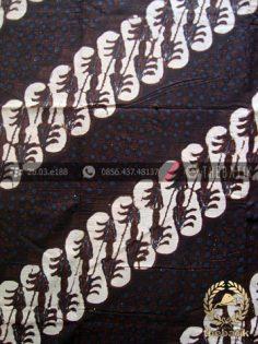 Kain Batik Klasik Jogja Motif Parang Semanggi