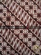 Batik Klasik Jogja Motif Parang Kawung Prabu