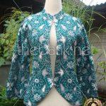 Jahit Baju Batik Wanita - Model Jas