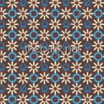 Kain Batik Motif Sendiri - Design Seragam Batik Custom 3 Warna : Coklat, Biru, Kuning