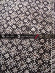 Batik Klasik Jogja Motif Bintangan Sogan