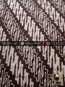 Batik Klasik Jogja Motif Parang Curigo Seling