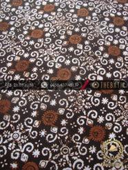 Batik Klasik Jogja Motif Ceplok Ukel