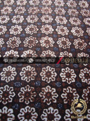 Batik Klasik Jogja Motif Cempaka Sogan