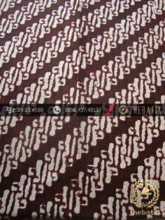 Kain Batik Klasik Jogja Motif Parang Kusumo