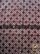 Batik Klasik Jogja Motif Anyaman Sogan