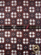 Batik Klasik Jogja Motif Kawung Banji