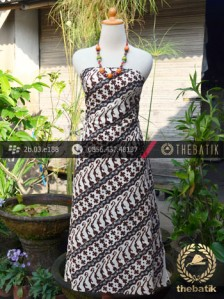 Batik Klasik Jogja Motif Parang Canthel Baru