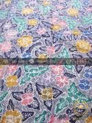 Kain Batik Cap Motif Poleng Kotak-Kotak | THEBATIK.co.id
