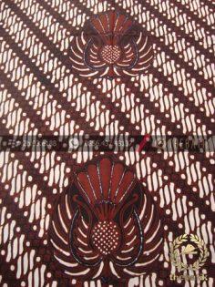 Kain Batik Jogja Motif Parang Klithik Gurdo