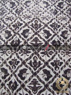 Kain Batik Cap Motif Sido Luhur Lawasan