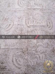 Kain Batik Warna Alam Tulis Motif Semen Romo
