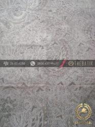 Kain Batik Warna Alam Tulis Motif Semen Romo Kehijauan