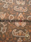 Kain Batik Warna Alam Tulis Motif Wahyu Tumurun