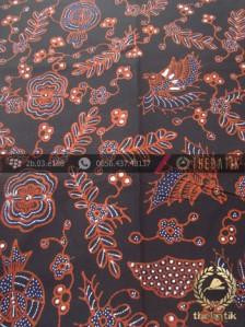 Jual Kain Batik Tulis Motif Klasik Burung Latar Hitam  48b5b0f071