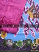 Paket Kain Batik Tulis Megamendung – Model Kebaya Ungu