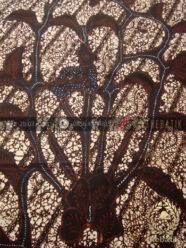 Kain Batik Motif Klasik Buketan Latar Parang