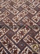 Kain Batik Motif Klasik Anyaman Geometris