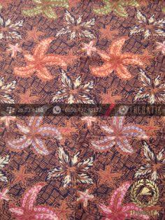 Kain Batik Dobi Motif Anyaman Tikar Coletan