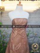 Kain Batik Tulis Warna Alam Motif Pakis Taji