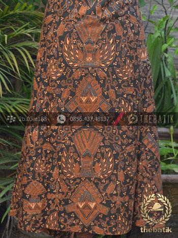 Kain Batik Solo Sido Mukti Klasik Soga Genes  3ae689a18d