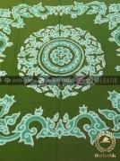 Batik Wall Hangings Motif Megamendung Hijau
