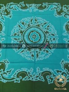 Tosca Batik Wall Hanging Motif Mega Mendung