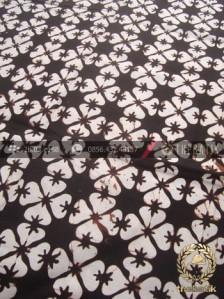 Batik Klasik Jogja Motif Ceplok Bunga