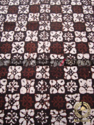 Batik Klasik Jogja Motif Ceplok Matahari