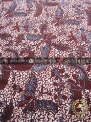 Kain Batik Cap Tulis Klasik Kupu-Kupu Bledak