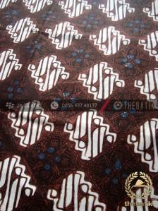 Batik Klasik Jogja Motif Ceplok Abimanyu