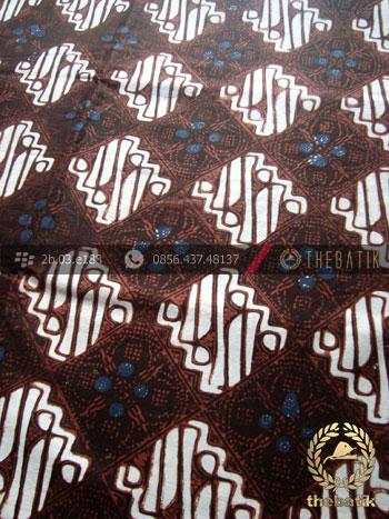 Batik Klasik Jogja Motif Ceplok Abimanyu  THEBATIKcoid