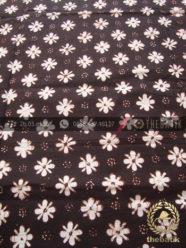 Batik Klasik Jogja Motif Ceplok Kembang Kecil