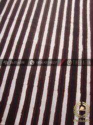 Batik Klasik Jogja Motif Garis Polos