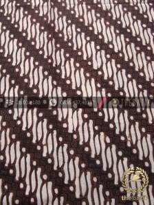 Batik Klasik Jogja Motif Parang Klithik