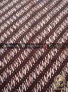 Batik Klasik Jogja Motif Parang Klithik Kecil