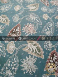 Batik Tulis Pewarna Alami Motif Daun Sirih Hijau